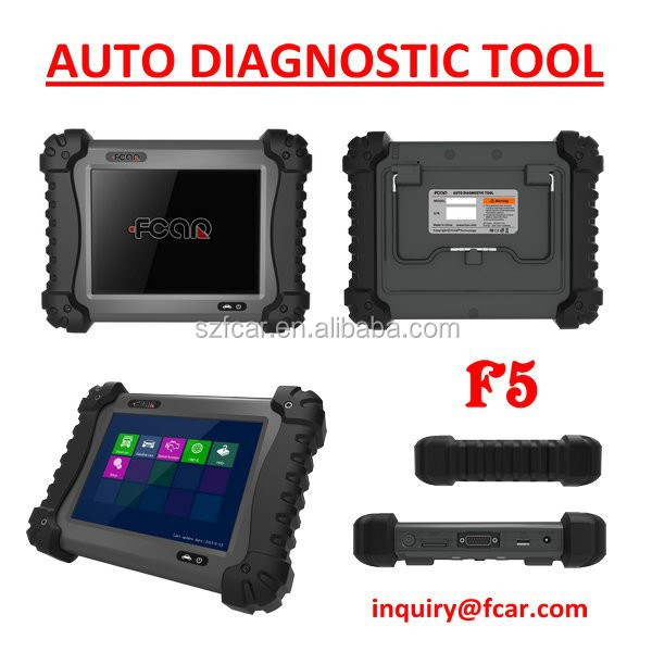 Tractor Scan Tool : Fcar f g scan tool car and trucks all in one