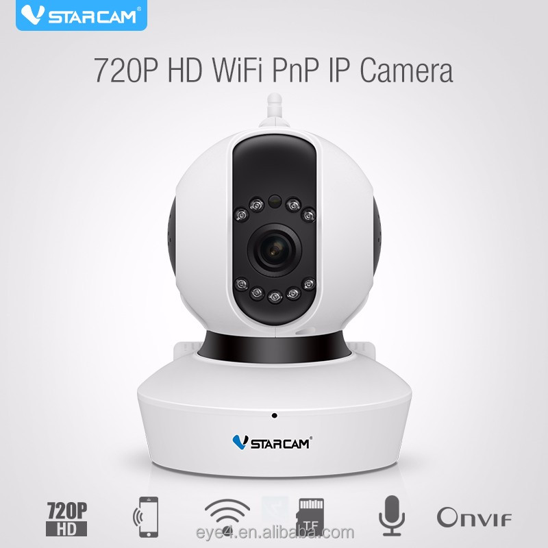 Wireless ip camera wifi indoor HD mini hidden camera Vstarcam C7823wip