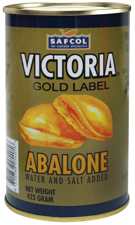 Victoria Canned Abalone (Gold)