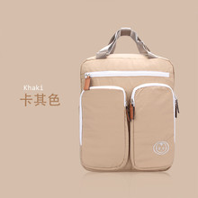 Fashion designers multifunction nylon baby changing diaper nappy bag mummy bag backpack