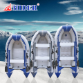 270cm Inflatable Boat Pvc fishing rowing boat