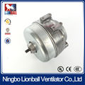With 35 years experience Single foot unit bearing commercial Snow Flake Ice Maker motor