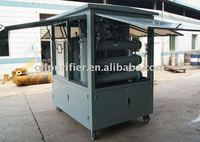 ZYD ZHONGNENG Electrical Power Insulation Transformer Oil Dehydration, Oil Degasification System