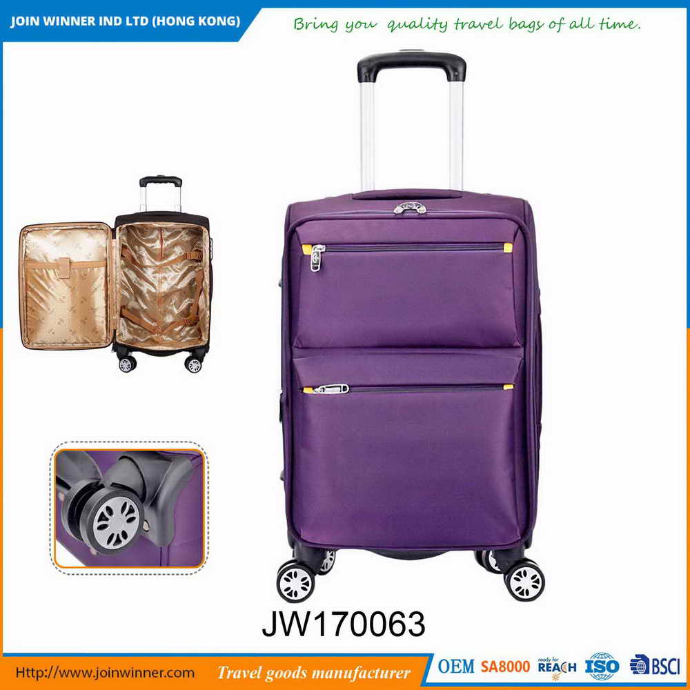 China Top Supplier!! Leopard Carry on Luggage Customized Sizes