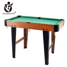 cheap easy install portable snooker table modern pool table for chirldren