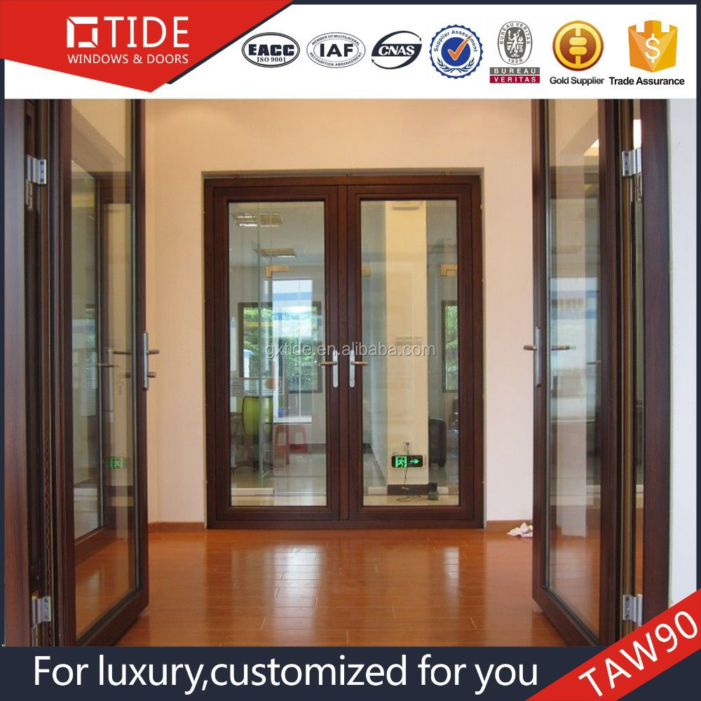 TAW90 high quality used exterior french doors for sale