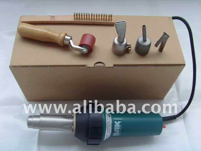 Rion Hot Air tool - complete Kit