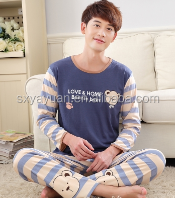 Hot Sale Leisure Wear Casual Home Wear For Men Sports Style Pajama