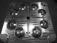 Optical mould led lens mould DK4224-JC