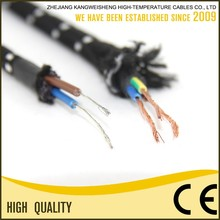 Promotional Various Durable Using Flexible Control Cable Cable Size And Current Rating