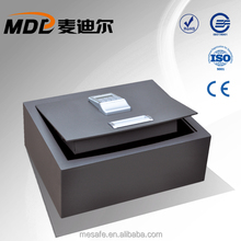 2014 Hot Selling Electrical Top open vanguard safes With LED Display