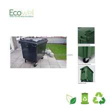 4 Wheels Garden&Outdoor Recycling Plastic Food Container