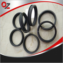 Resin impregnated carbon graphite seal ring