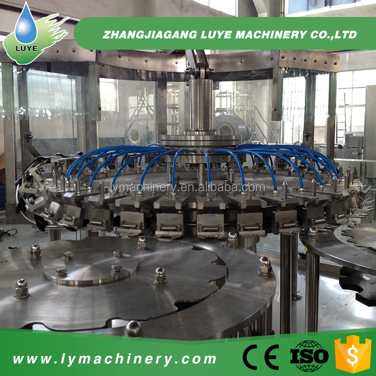Easy To Operate PET bottle Distilled Water Filling Plant