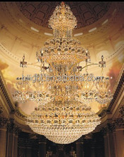 High-grade large atlantis chandelier in Dubai