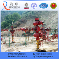 Petroleum equipment API 6A Wellhead and Christmas Tree