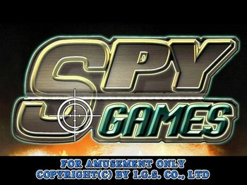Spy Games by IGS