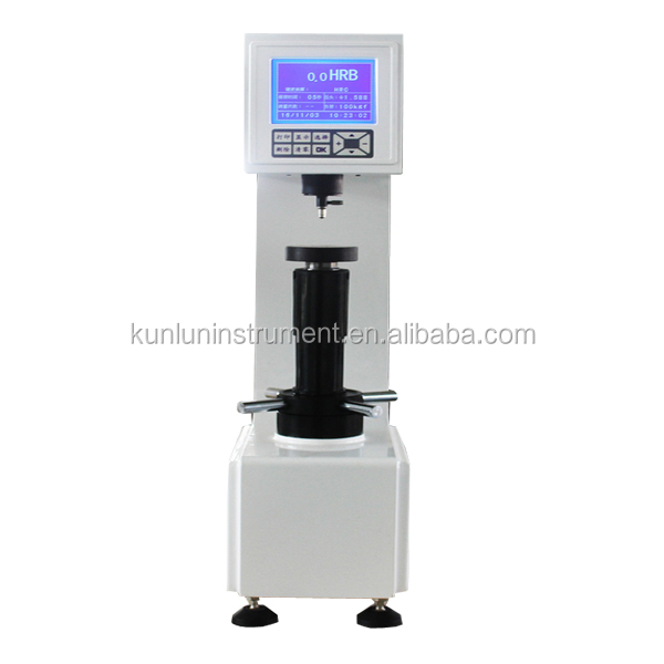 Heightening Type Digital Rockwell Hardness Tester with Large LCD Screen