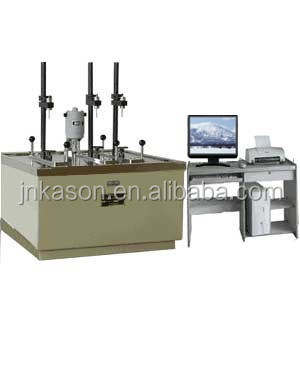 XWB-300D Computer Control Plastic Vicat Softening Point Device / Plastic Melting Point Testing Machine