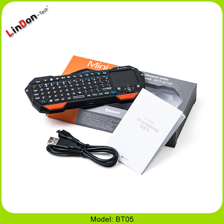Wireless mini Keyboard Bluetooth Keyboard Mouse Touchpad For PC iPad 2 3 /iPhone 4 5 S4 S3