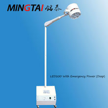 Movable portable operating room light