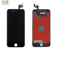 Guangzhou supplier lcd for iphone 6s, for iphone 6s lcd assembly, lcd screen digitizer for iphone 6s with fast DHL shipping