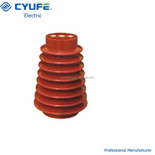 Medium voltage epoxy cast resin capacitive insulator 100x125
