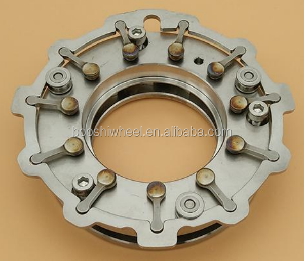 Turbo nozzle ring 701855-0001 713672-0005 713672-5006 454158 454161 turbocharger engine 1.9TDi AFN AVG