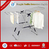 Folding hanging clothes drying rack