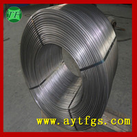 Ferro Calcium Cored Wire Supplier Ferro