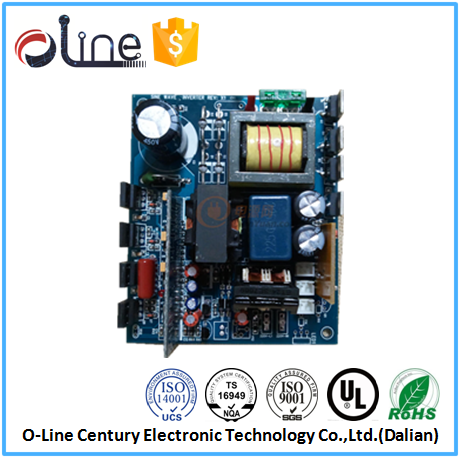 High quality 2 layer FR-4 HAL igbt inverter circuit