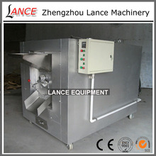 automatic electric/gas coffee roasting plant