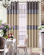 2014 Most beautiful soundproof curtain