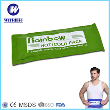 Nylon cold and hot compress, gel hot cold pack,ice pack in 2016