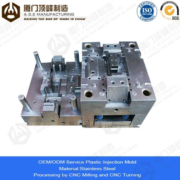 Xiamen A.S.E OEM Manufacturing Mold Parts for legrand mcb