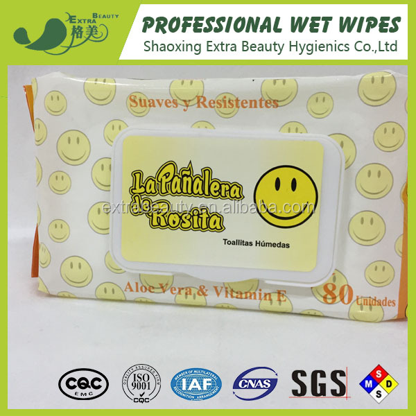 Babies Age Group and Cleaning organic baby wet Tissue