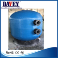 Fiberglass water well sand filter Industrial Commercial Pool Filter