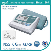 Top Manufacturer Of CE FDA Electronic Arm Blood Pressure Apparatus Made In China