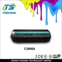 Hot selling Compatible Laser Toner Cartridge C3906A 06A for HP printer
