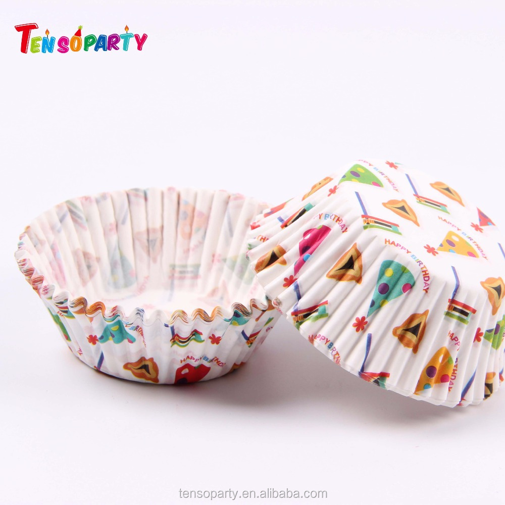 Decoration Baking Muffin Disposable Cupcake Greaseproof Paper Cake Cup