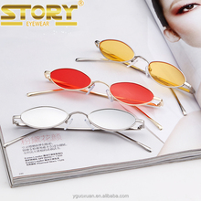 STORY STY7111F custom true colors lenses sunglasses new small colorful women trendy sunglasses