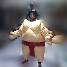 2016 hot sale fighting inflatable sumo suits,inflatable foam padded sumo suits for adult and kids,sumo wrestling suit for sale