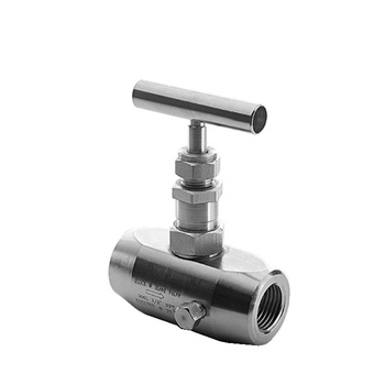 High Pressure 10000PSI Stainless Steel Oil Needle Valve