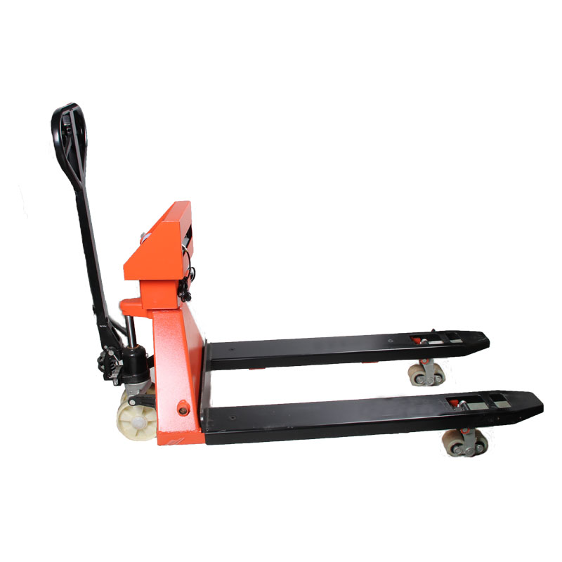 Handle Dynamic Load Cell Pallet Truck Scale