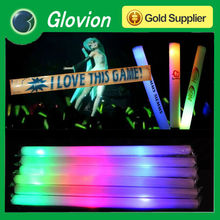 Rally Foam batons, concert cheerful led sticks, glowing led light tube