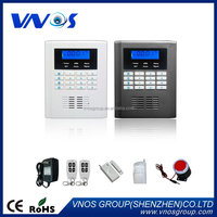 Excellent quality hotsell gsm pstn alarms and security systems