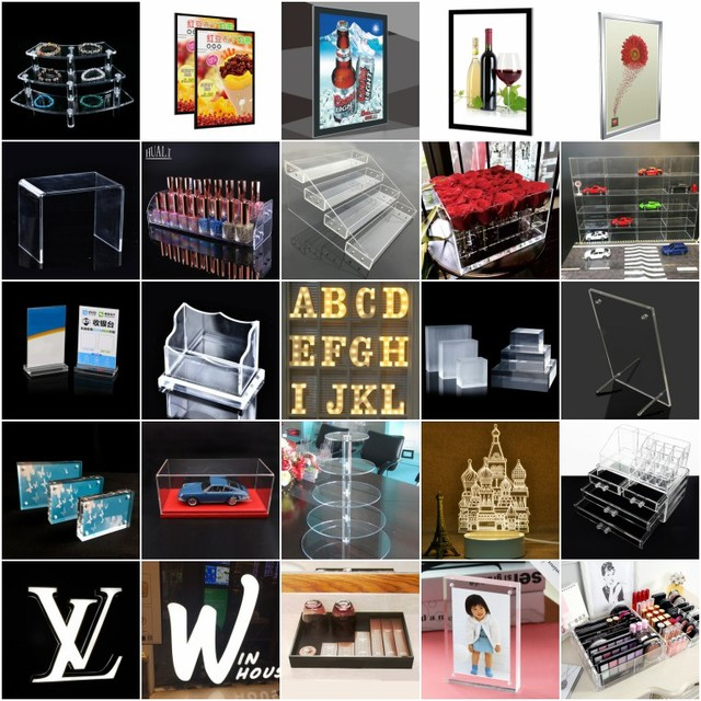 3215 men women toilet sign hanging color changeable light box pricing cubes