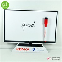Magnet whiteboard promotional custom kids magnetic writing board