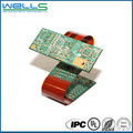 2 layers flexible PCB printed circuit board with assembly service