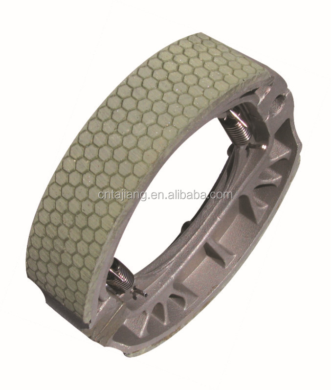 Motorcycle brake shoe CD70 Manufacture experienced 30 years